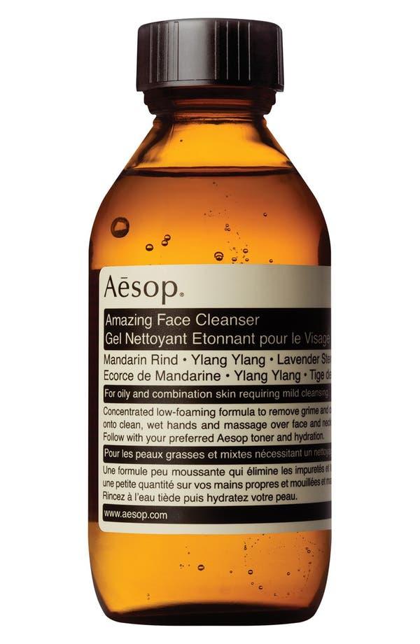 Main Image - Aesop Amazing Face Cleanser