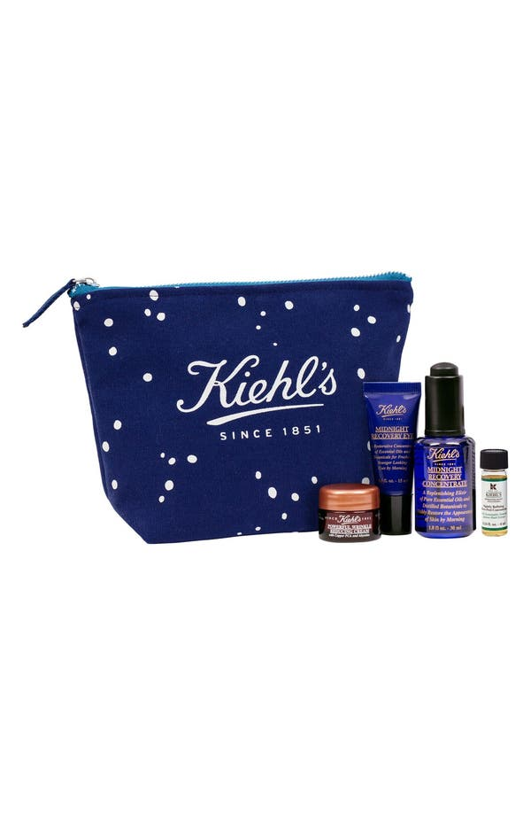 Alternate Image 1 Selected - Kiehl's Since 1851 'Jeremyville - Overnight Essentials' Set (Limited Edition) ($105 Value)