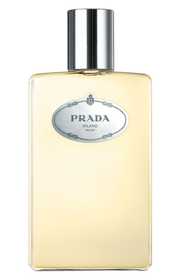 Alternate Image 1 Selected - Prada 'Infusion d'Iris' Perfumed Bath & Shower Gel