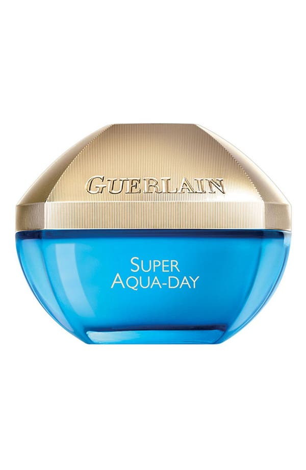 Alternate Image 1 Selected - Guerlain 'Super Aqua-Day' Comfort Cream SPF 10