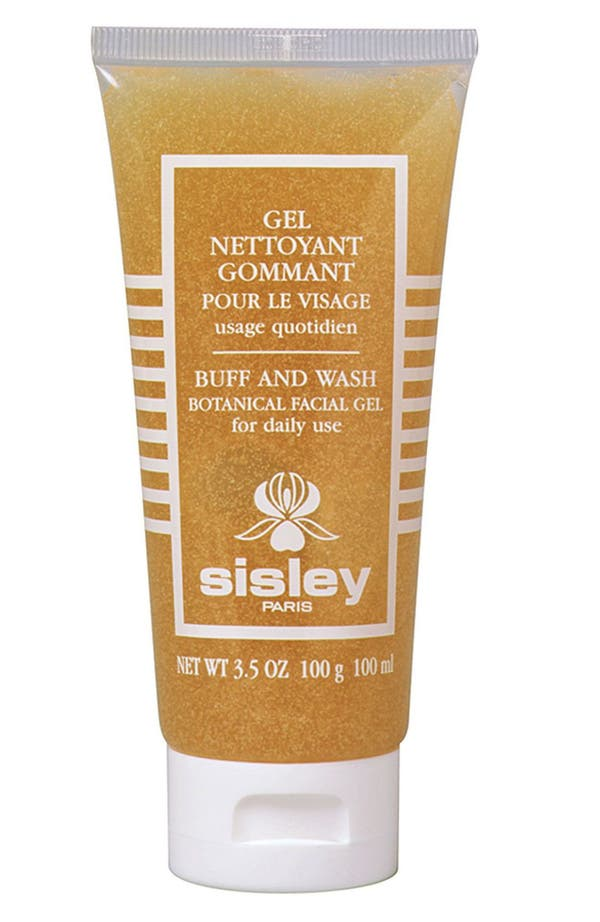Alternate Image 1 Selected - Sisley Paris Buff and Wash Facial Gel