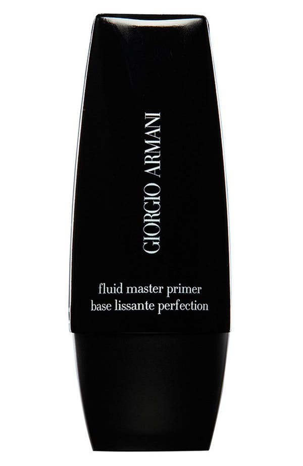 Alternate Image 1 Selected - Giorgio Armani Fluid Master Primer