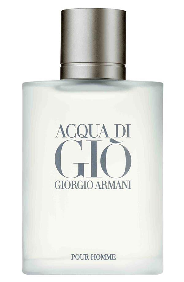 Alternate Image 1 Selected - Acqua di Giò pour Homme Eau de Toilette (1 oz.)