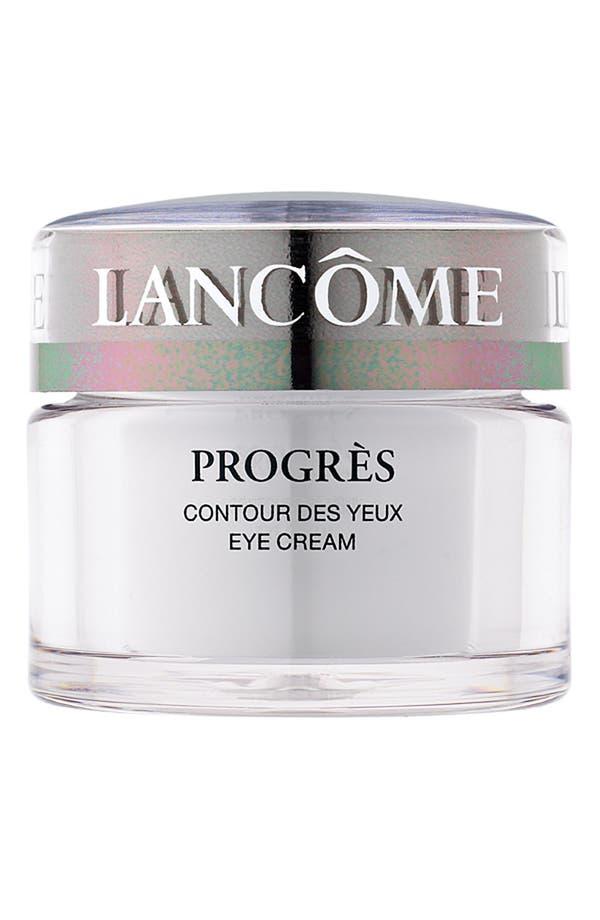 Alternate Image 1 Selected - Lancôme Progrès Eye Cream