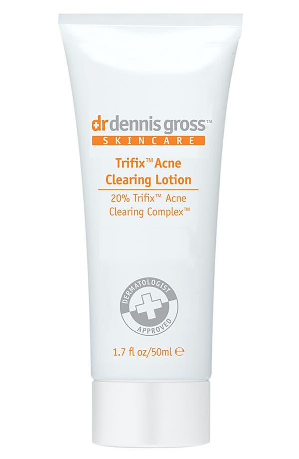 Alternate Image 1 Selected - Dr. Dennis Gross Skincare™ 'Trifix™' Acne Clearing Lotion
