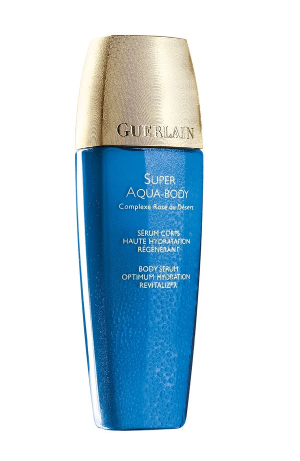 Alternate Image 1 Selected - Guerlain 'Super Aqua-Body' Serum