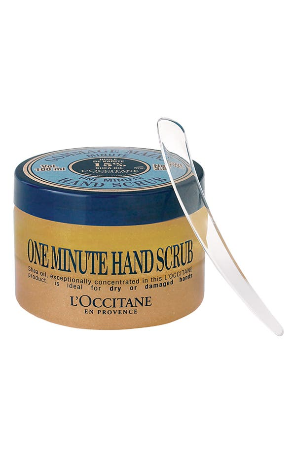 Alternate Image 1 Selected - L'Occitane One Minute Hand Scrub