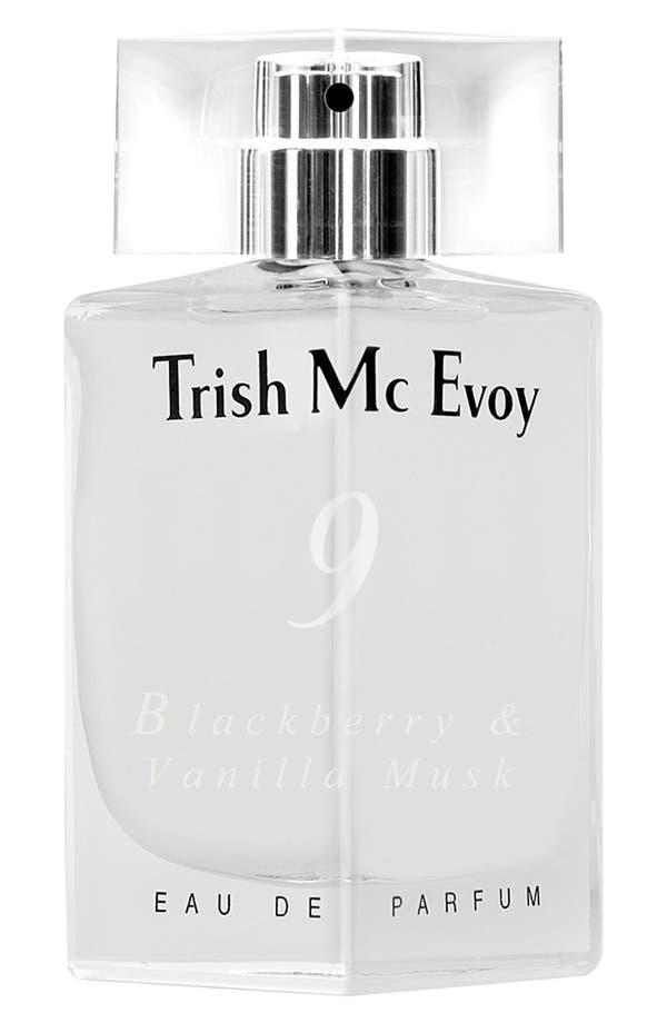 Main Image - Trish McEvoy 'No. 9 Blackberry & Vanilla Musk' Eau de Parfum