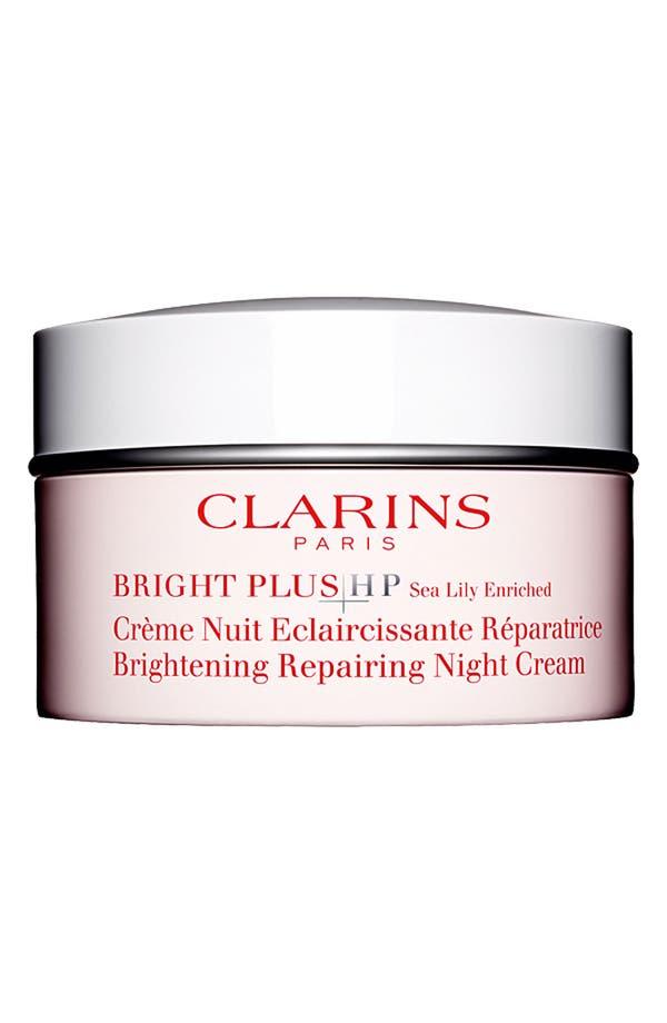 Alternate Image 1 Selected - Clarins 'Bright Plus HP' Brightening Repairing Night Cream