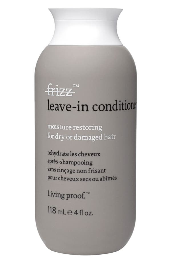 LIVING PROOF® No Frizz Moisture Restoring Leave-In Conditioner