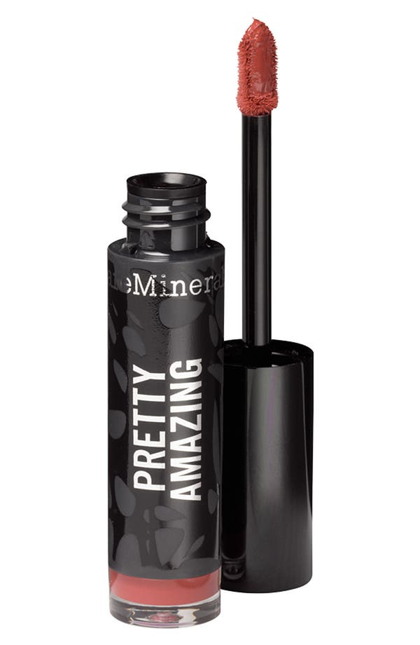 Alternate Image 1 Selected - bareMinerals® 'Pretty Amazing' Lip Color