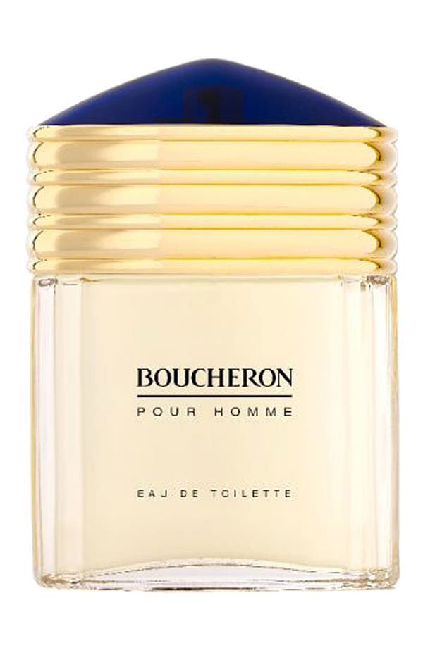 Alternate Image 1 Selected - Boucheron 'pour Homme' Eau de Toilette Spray