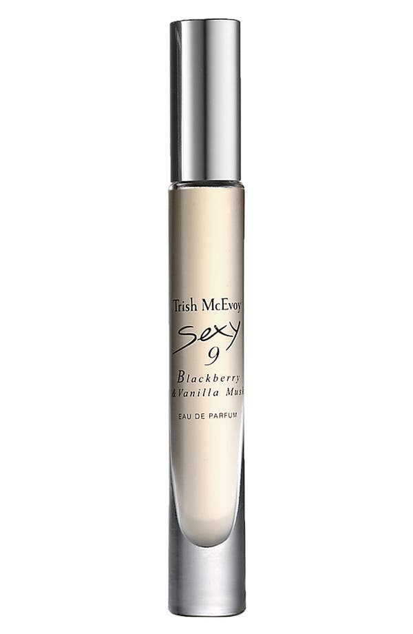 Alternate Image 1 Selected - Trish McEvoy 'Sexy No. 9' Blackberry & Vanilla Musk Eau de Parfum Rollerball