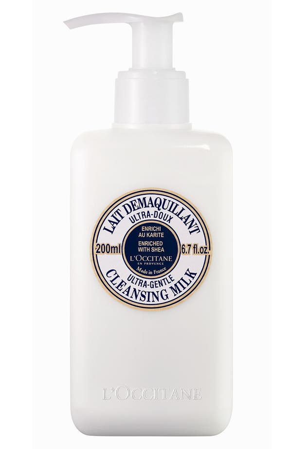 Alternate Image 1 Selected - L'Occitane Shea Cleansing Milk