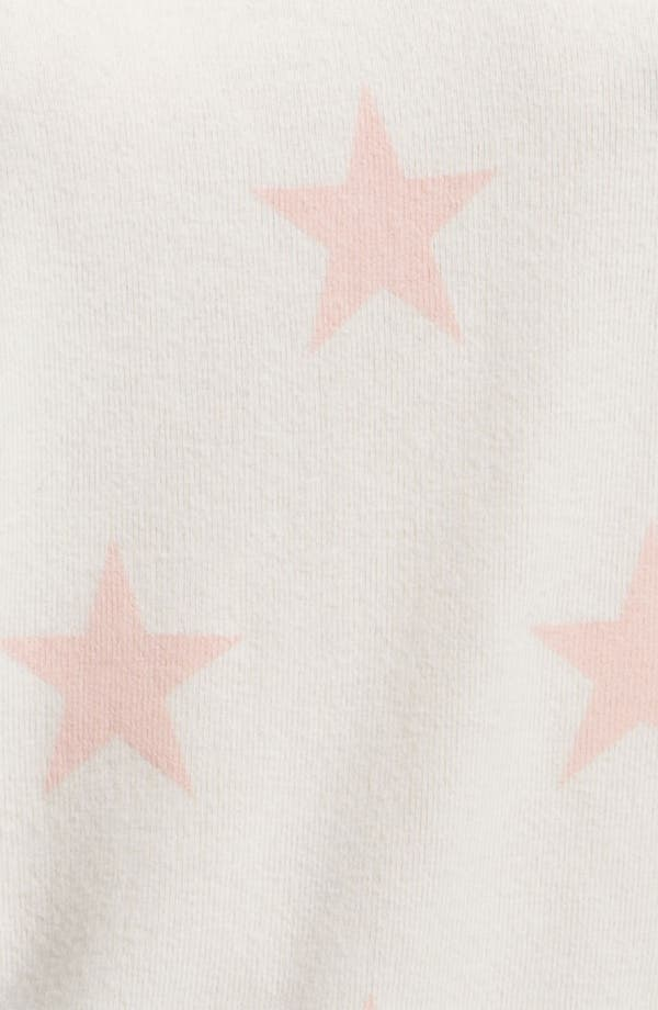 Alternate Image 3  - Wildfox 'Seeing Stars' Print Sweatshirt