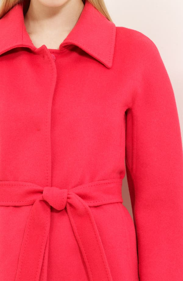 Alternate Image 3  - Max Mara 'Sandra' Belted Jacket