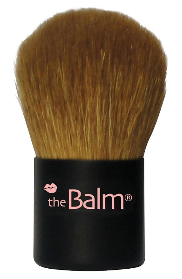 Main Image - theBalm Mini Kabuki Brush
