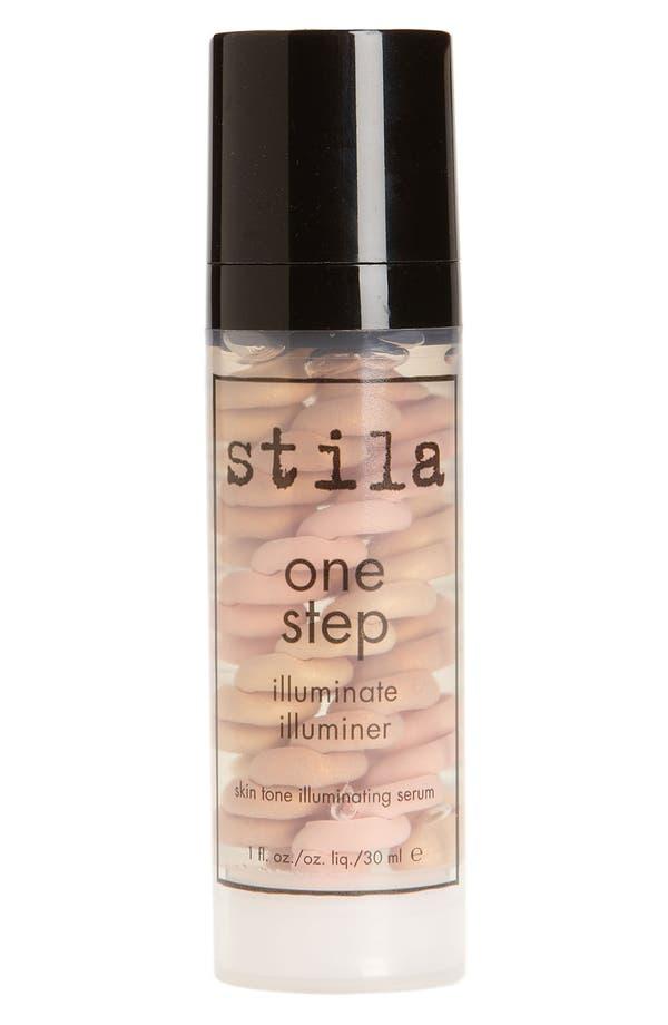 Alternate Image 1 Selected - stila 'one step illuminate' skin tone illuminating serum