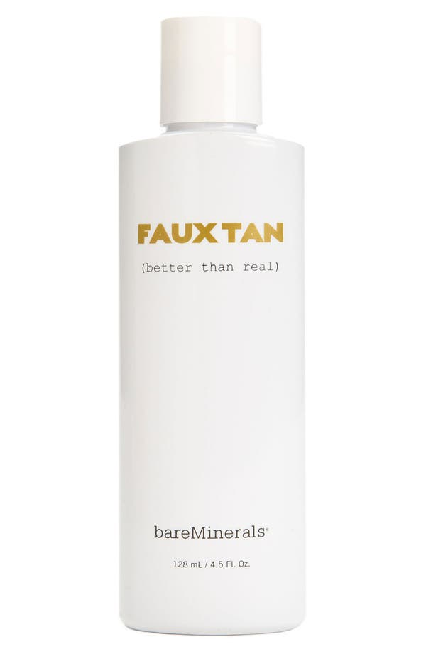 Main Image - bareMinerals® 'Faux Tan' Sunless Tanner