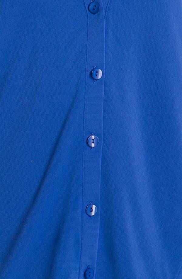 Alternate Image 3  - Sejour Jersey Knit Cardigan (Plus)