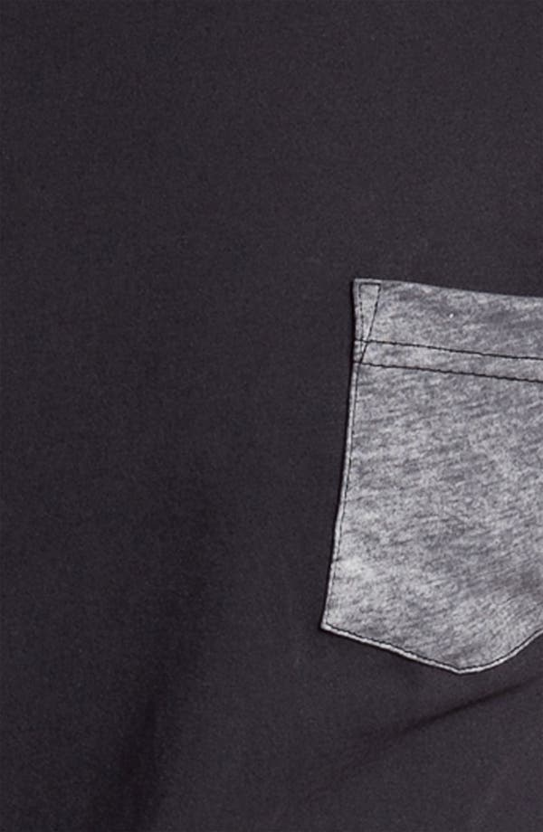 Alternate Image 2  - Quiksilver 'Left Behind'  T-Shirt