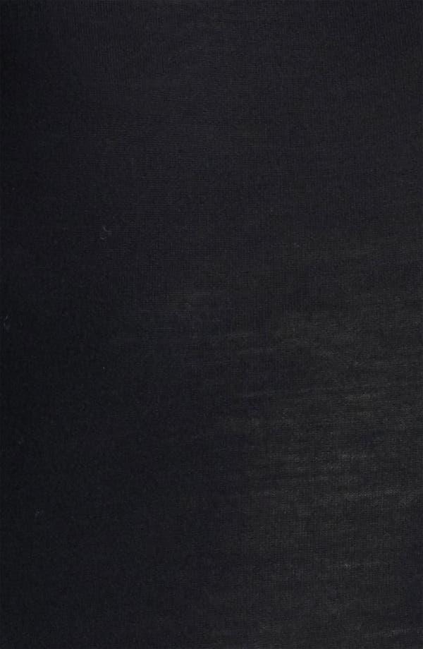 Alternate Image 3  - Emilio Pucci Chiffon Inset Turtleneck