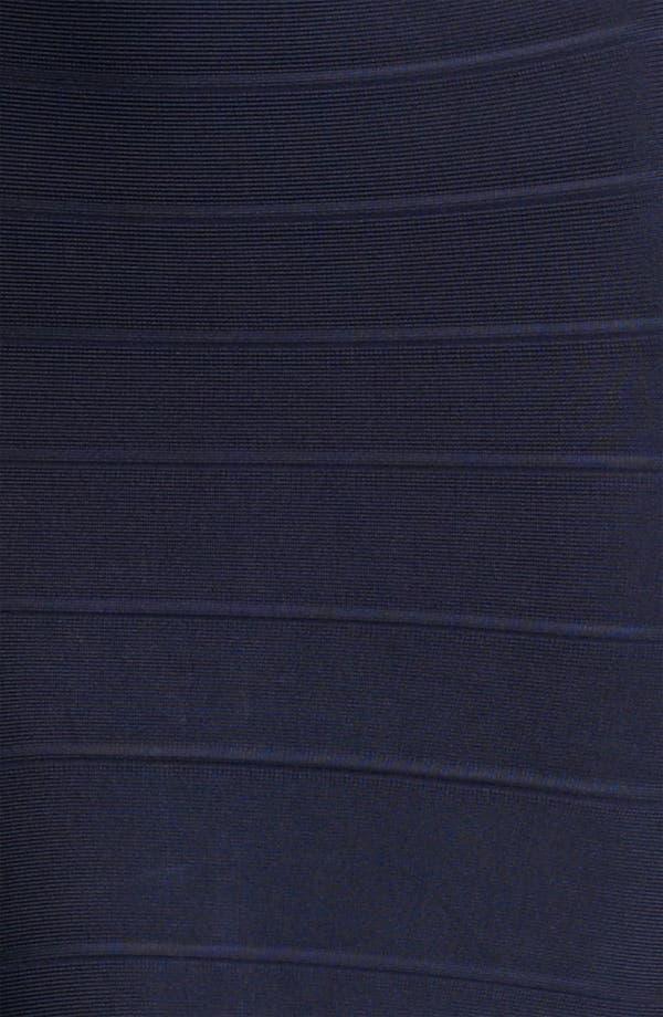 Alternate Image 3  - Herve Leger Bandage Gown