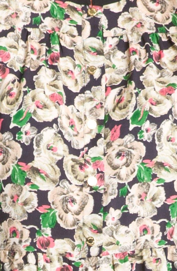 Alternate Image 3  - Juicy Couture Floral Print Dress