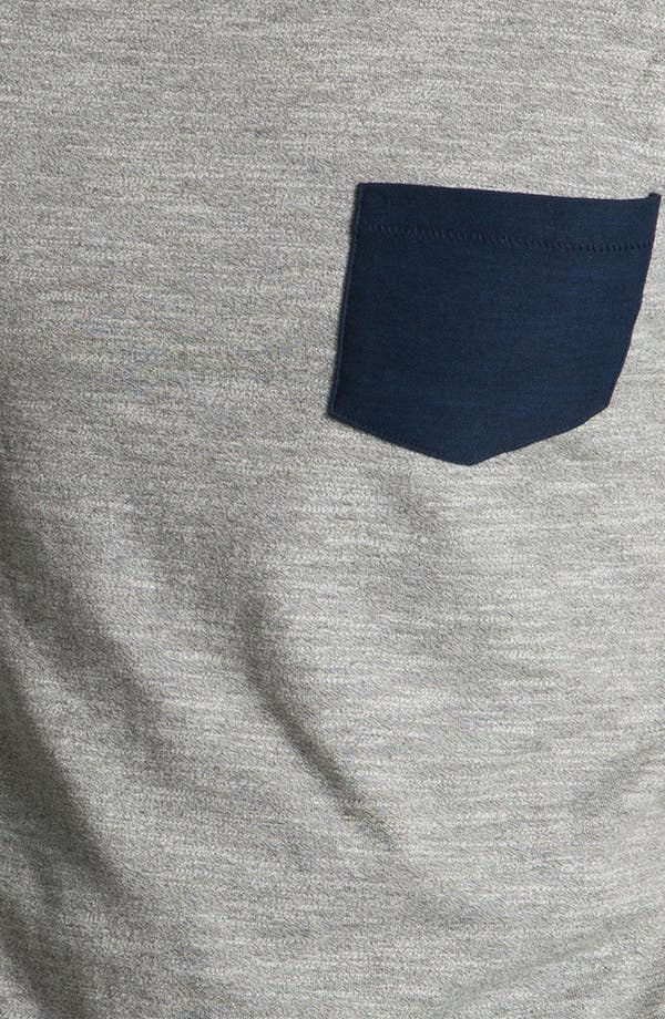 Alternate Image 3  - rag & bone Pocket Crewneck T-Shirt