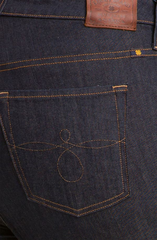 Alternate Image 3  - Lucky Brand 'Ginger' Skinny Jeans (Plus)
