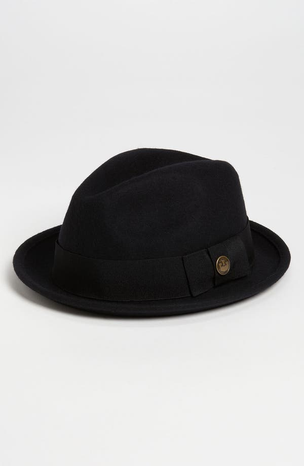 Main Image - Goorin Brothers 'Bad Boy' Wool Fedora