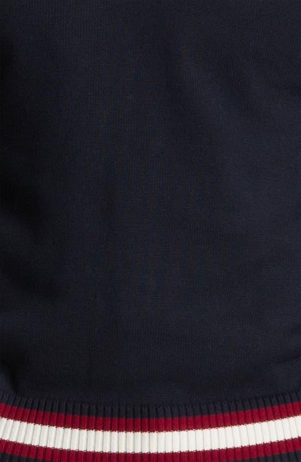 Alternate Image 3  - Brooks Brothers 'Cricket' V-Neck Cotton & Wool Sweater