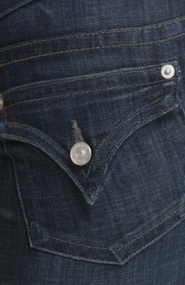 Alternate Image 3  - Hudson Jeans Signature Flap Pocket Bootcut Jeans (Savage)