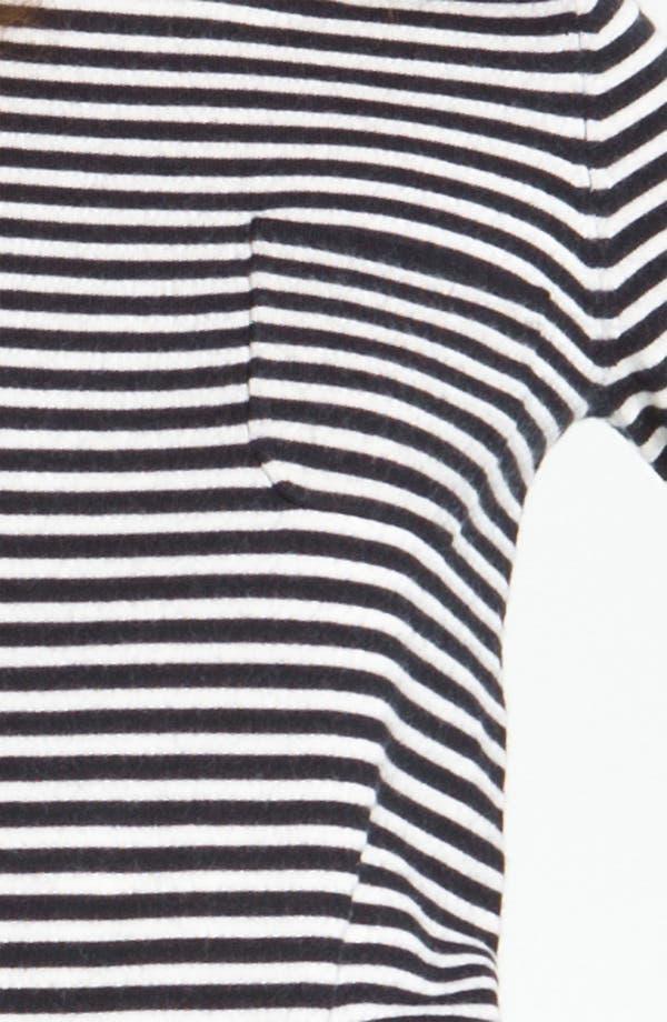 Alternate Image 4  - A.P.C. Stripe Knit Dress