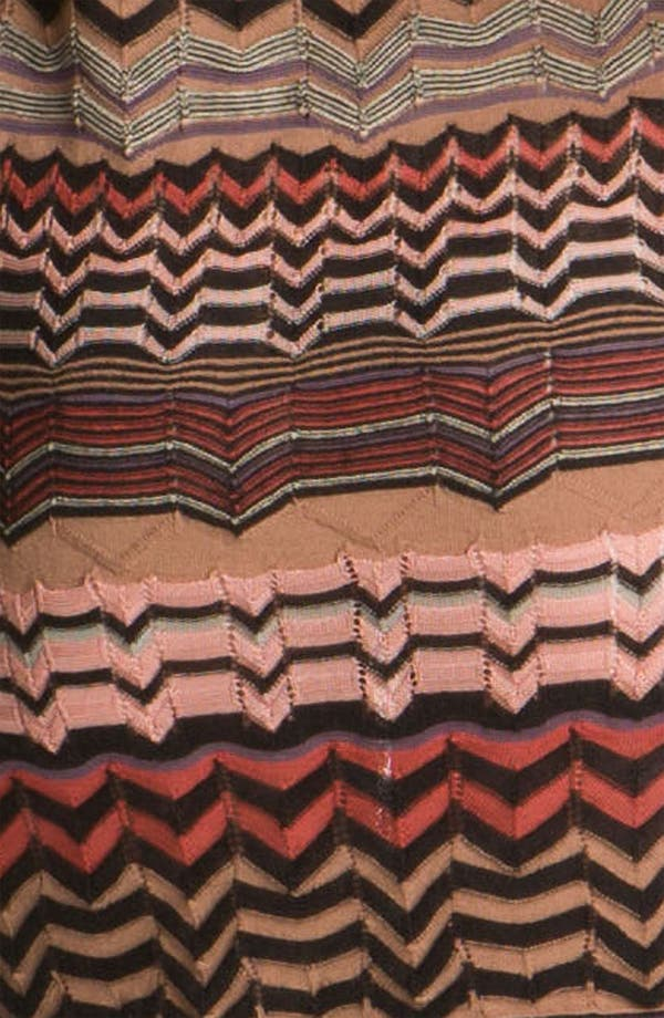 Alternate Image 3  - M Missoni Zigzag Tube Dress