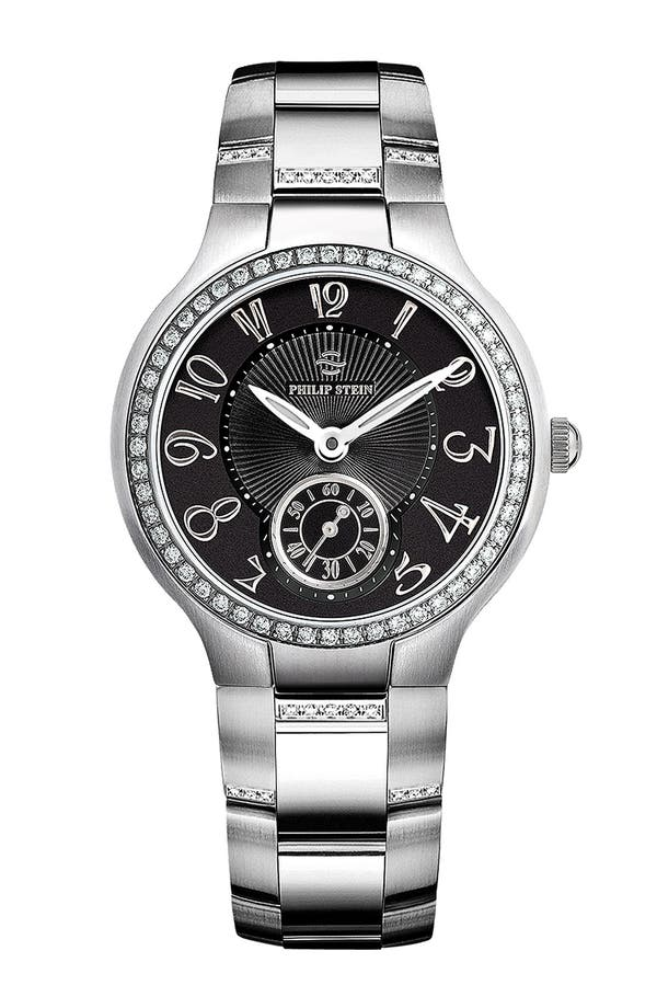 Alternate Image 2  - Philip Stein® Diamond Watch Case