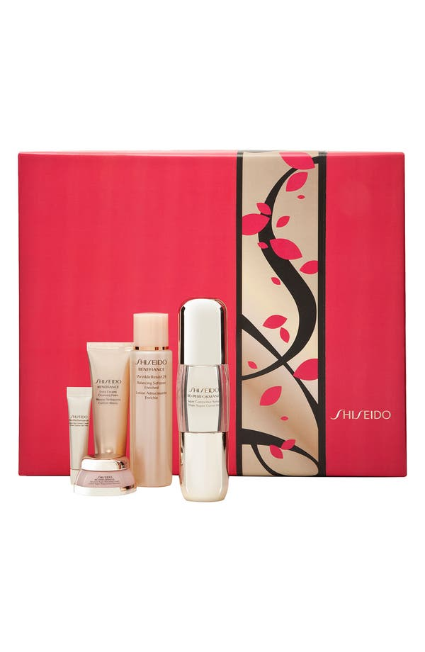 Main Image - Shiseido 'Bio-Performance - Instant Corrective Serum' Set ($173 Value)