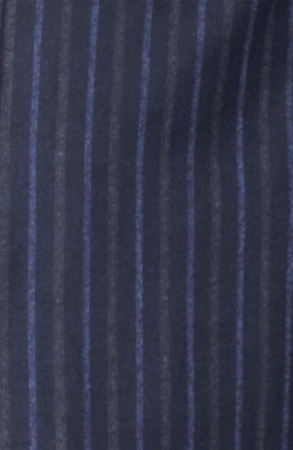 Alternate Image 5  - Canali Chalk Stripe Suit