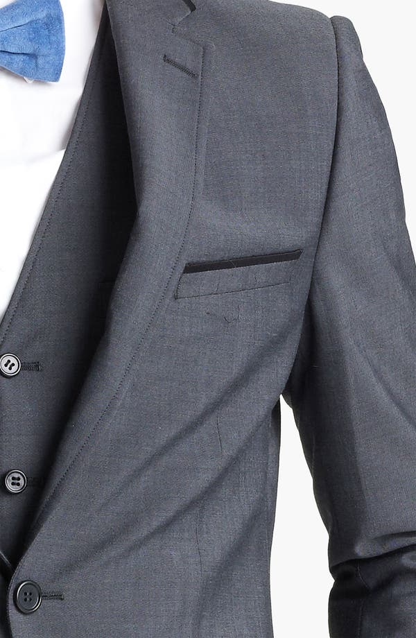 Alternate Image 3  - Topman 'Novak' Skinny Blazer