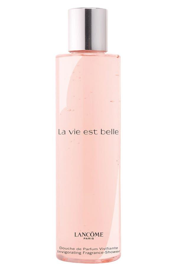 Alternate Image 1 Selected - Lancôme La Vie Est Belle Shower Gel
