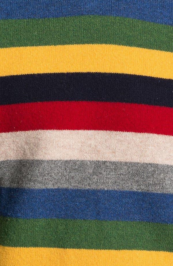 Alternate Image 3  - Brooks Brothers Wool Crewneck Sweater