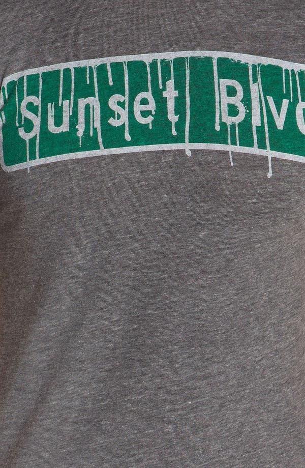 Alternate Image 3  - Chaser 'Sunset Blvd' T-Shirt
