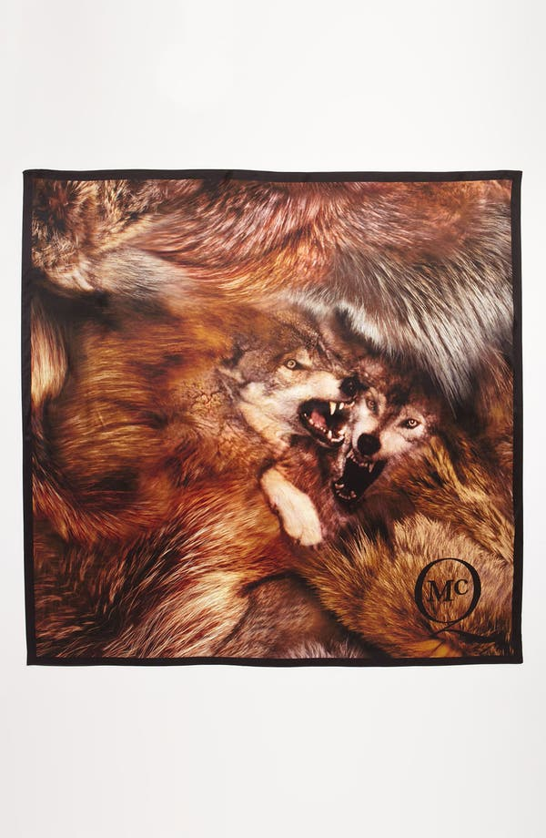 Alternate Image 3  - McQ by Alexander McQueen Silk Scarf