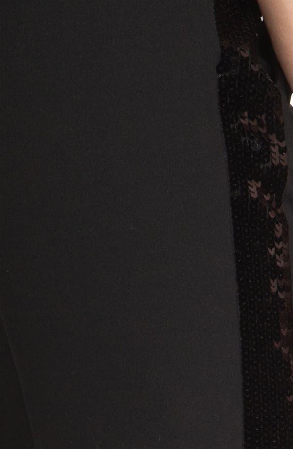 Alternate Image 3  - MICHAEL Michael Kors Sequin Tuxedo Pants