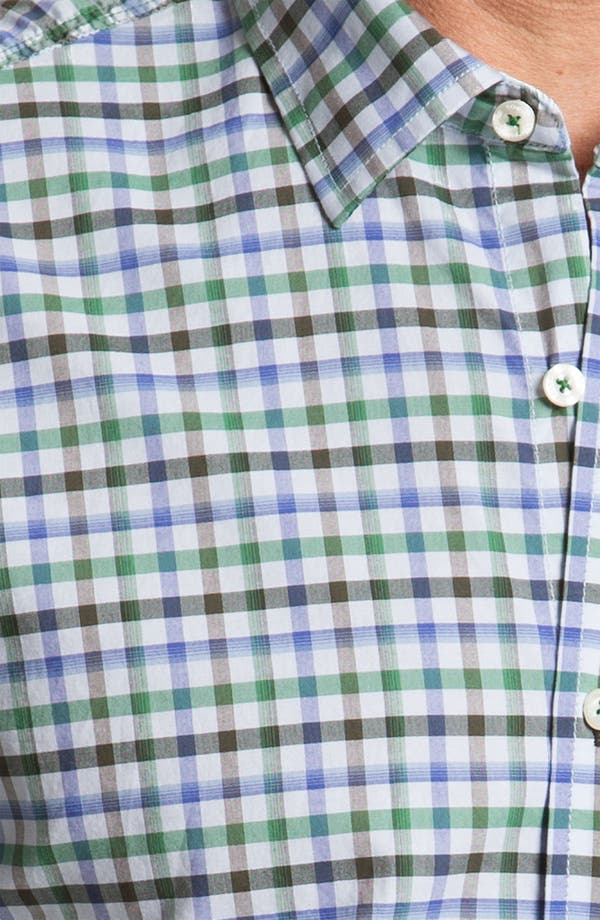 Alternate Image 3  - Tommy Bahama Denim 'Dai-Nam-Ic Plaid' Sport Shirt