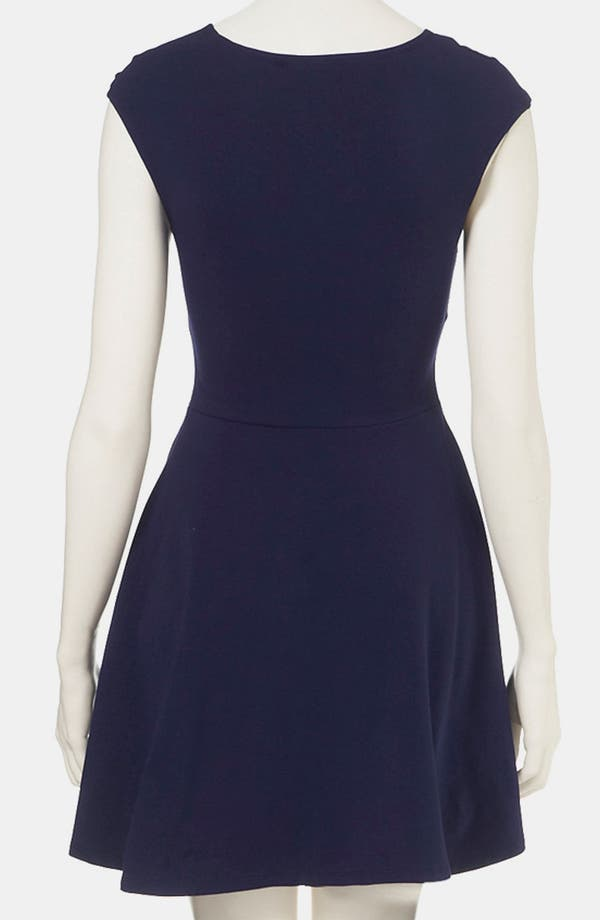 Alternate Image 2  - Topshop Skater Dress
