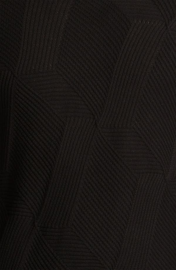 Alternate Image 3  - Calibrate Cross Ribbed Cotton & Cashmere Turtleneck Sweater