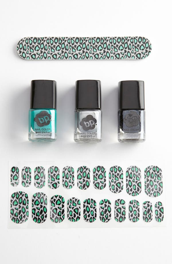 Alternate Image 1 Selected - BP. 'Animal' Nail Set