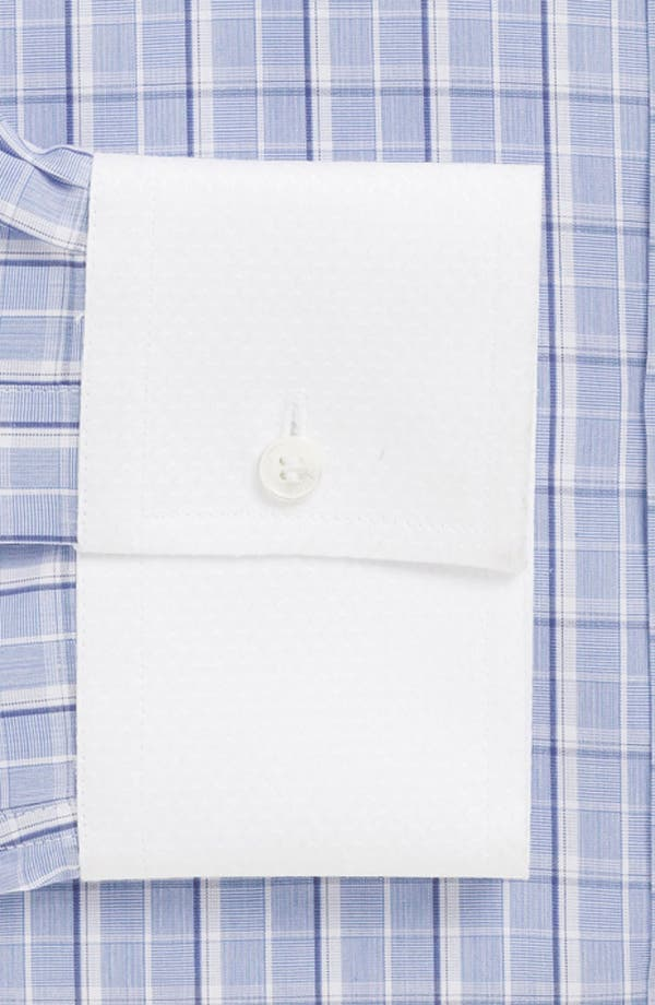 Alternate Image 2  - Ted Baker London Trim Fit Dress Shirt