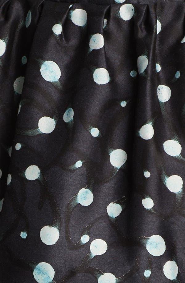 Alternate Image 3  - Diane von Furstenberg 'Addie' Pintuck Mikado Miniskirt